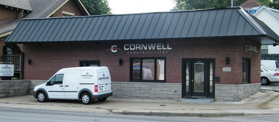 cornwell-communications-office-building